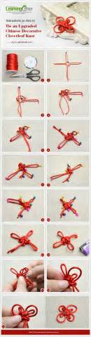 Decorative Knot Tying by 25 Best Ideas About Knotting On