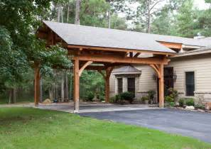 Building A Guest House In Your Backyard by Houston Timber Frame Traditional Shed Houston By