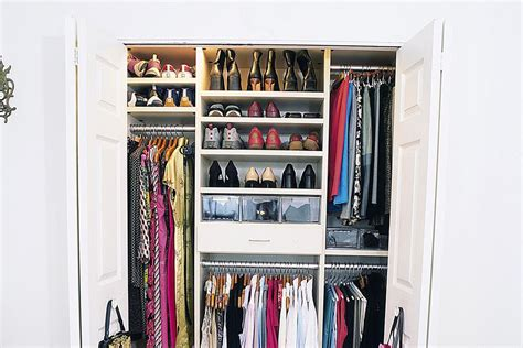 tiny closet organizers small closet organization ideas