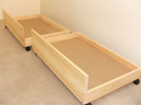 diy under bed drawers diy under bed drawers project bedroom ideas and