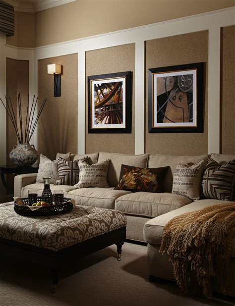 living room interior with brown 17 best ideas about beige living rooms on