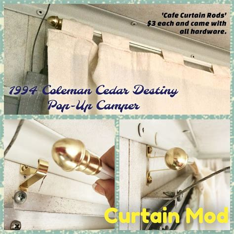 pop up cer curtains coleman coleman cedar destiny cer pop up curtain mod didn t