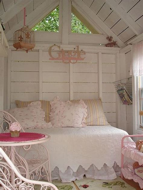 Garden Bedroom Shed Inrichting Tuinhuis Veranda S Porches Patio S