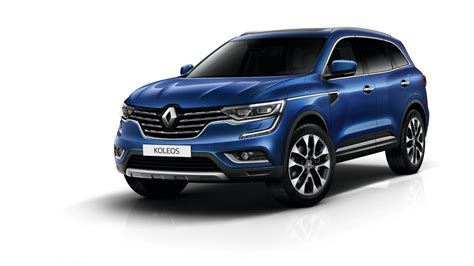 renault suv 2016 2016 renault koleos lands in china as brand s flagship model
