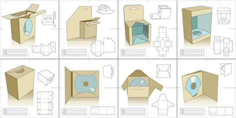vector packaging templates try it out score