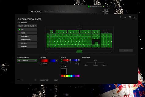Razer Mamba Tournament Edition Matot razer blackwidow chroma v2 keyboard configuration