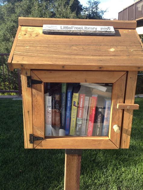 tiny library 17 best images about little lending library on pinterest