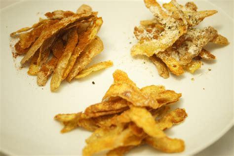 come cucinare le patate fritte bucce di patate fritte