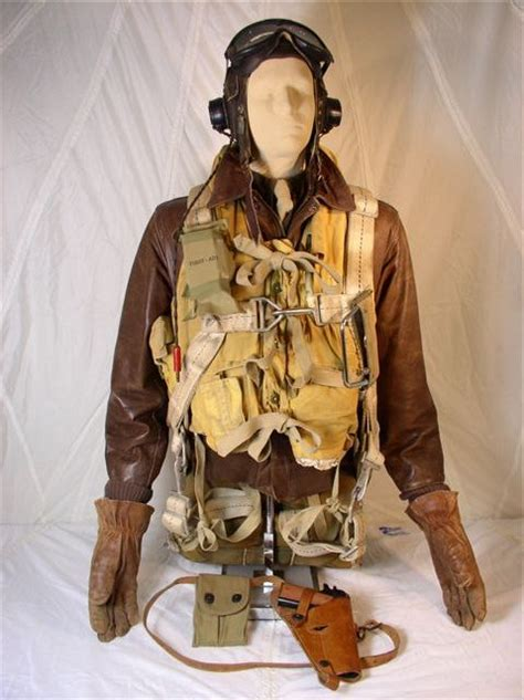 Ww Usa Search Ww2 Us Bomber Pilot Search World War 2 Uniforms