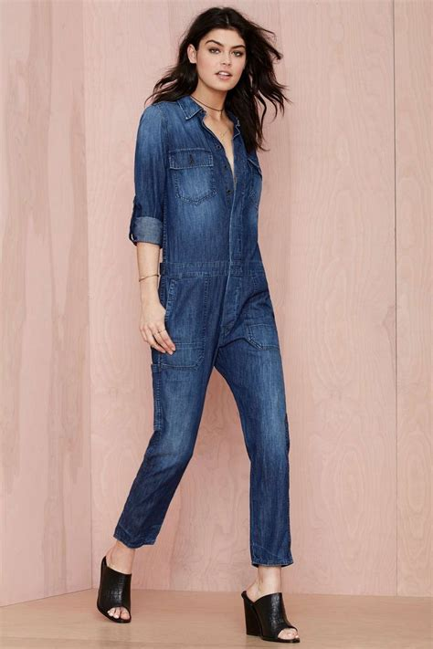 Indah Denim Overall 211 Best Images About Jumpsuits On