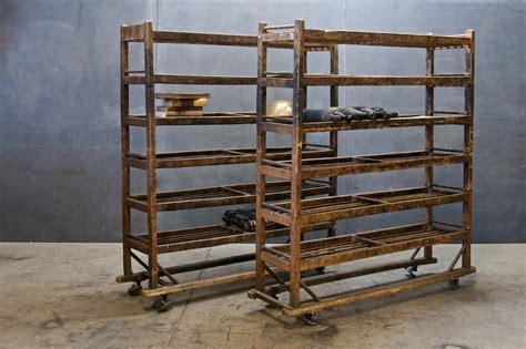 Vintage Shoe Rack by Vint Factory 20