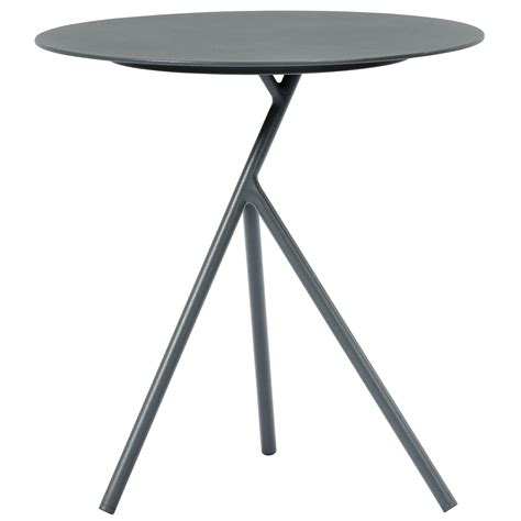 gray accent table city furniture ibiza dk gray low accent table