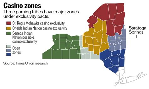 american casinos map of casinos includes saratoga times union