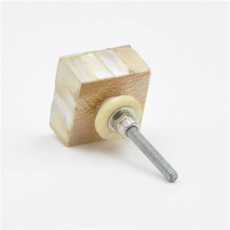 of pearl handles square of pearl handle pearl shell cupboard knob