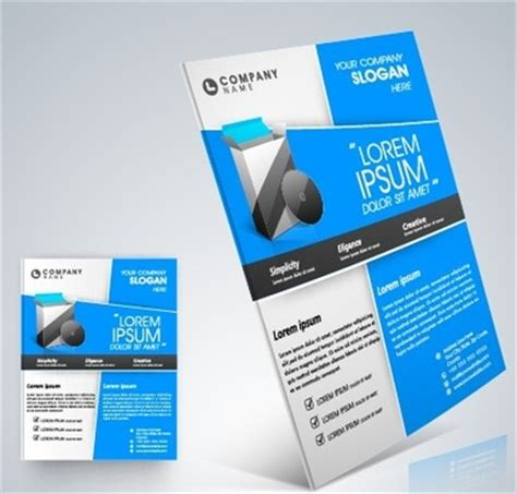 free business brochure templates download free business