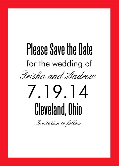 save the date template 5 save the date card editable templates for free