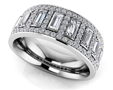 Anniversary Rings by Design Your Own Anniversary Ring Eternity Ring