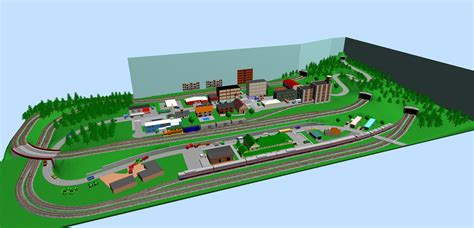 railroad layout software free download nathan s pass railroad layout in n scale