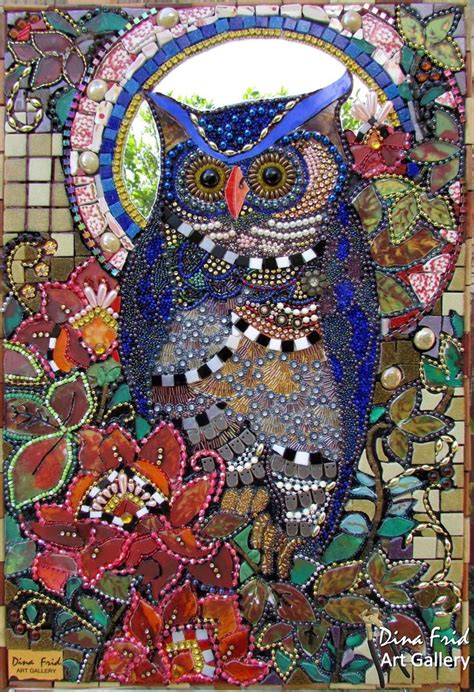 mosaic pattern owl 2398 best images about mosaics on pinterest mosaic wall