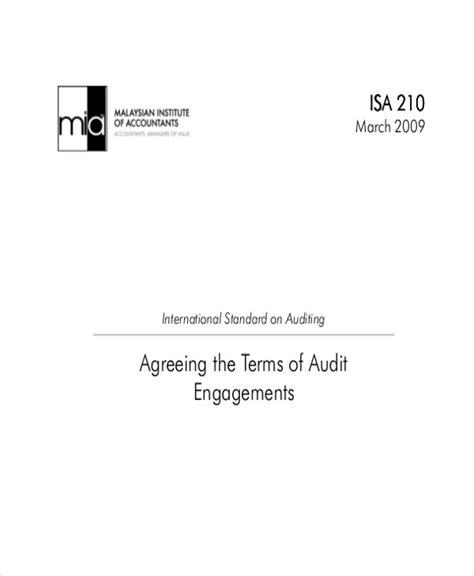 Acceptance Letter For Audit sle acceptance letter 7 exles in word pdf