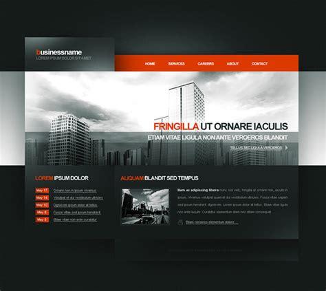 psd website templates 30 free psd website templates web3mantra