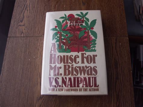 themes a house for mr biswas a house for mr biswas by v s naipaul 1st edition 1983
