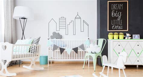 ideen babyzimmer wolken idee babyzimmer