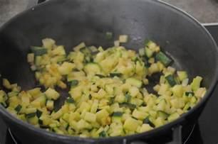 comment cuisiner des courgettes