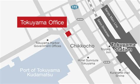 jp corporate address iino gas transport office locations