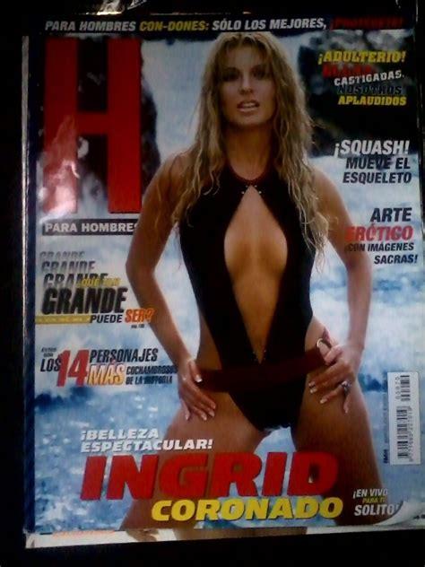 Ingrid Coronado Revista H   ingrid coronado revista h hot girls wallpaper