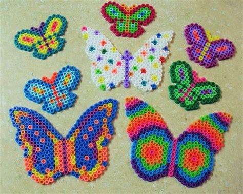 perler butterfly butterflies perler by sue m perler