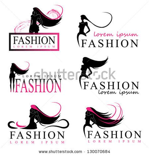 fashion logo stock images royalty free images amp vectors