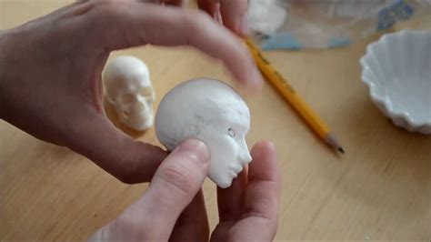 How To Make Clay Out Of Paper - sculpting a small bjd in paper clay