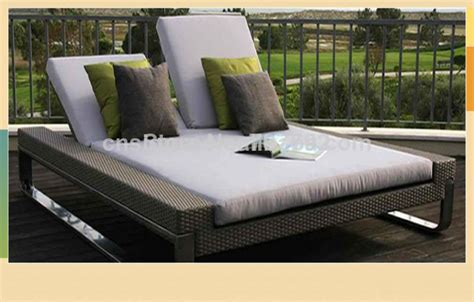 Outdoor Furniture Daybed Get Cheap Sun Lounger Aliexpress Alibaba