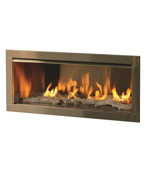 Outdoor Vent Free Gas Fireplace by Firegear Od42 42 Quot Gas Outdoor Vent Free Fireplace Insert
