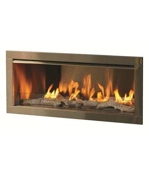 firegear od42 42 quot gas outdoor vent free fireplace insert