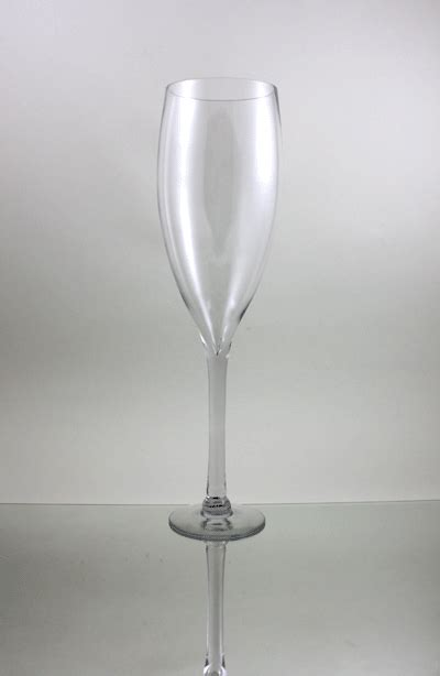 Wine Glass Vases by Clear Wine Glass Centerpiece Vases Vase 5 5 Quot Opening X 23