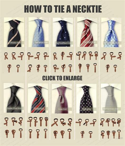 How To Tie Knots - different neck tie knots and how to knot them s ties