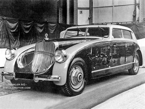 vintage maybach streamliners the motor