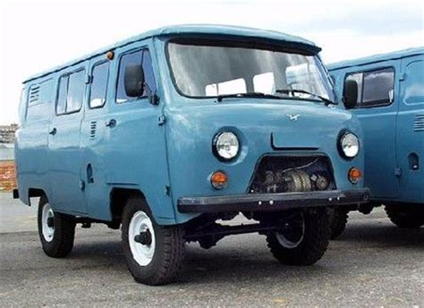 uaz van uaz van type 3909 cars pinterest ps and van