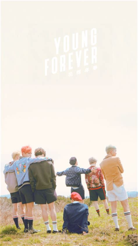 wallpaper bts young forever bts wallpaper young forever btsxwallpapers