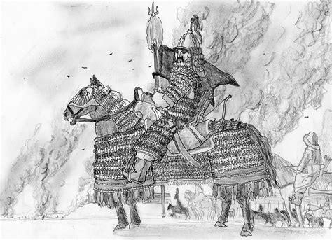 Jp Wallpaper Batu Berdaun batu khan sets the sun of rus 1240 ad by fritzvicari on