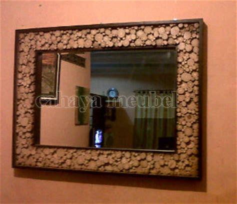 pigura minimalis kayu jati jepara  frame minimalis