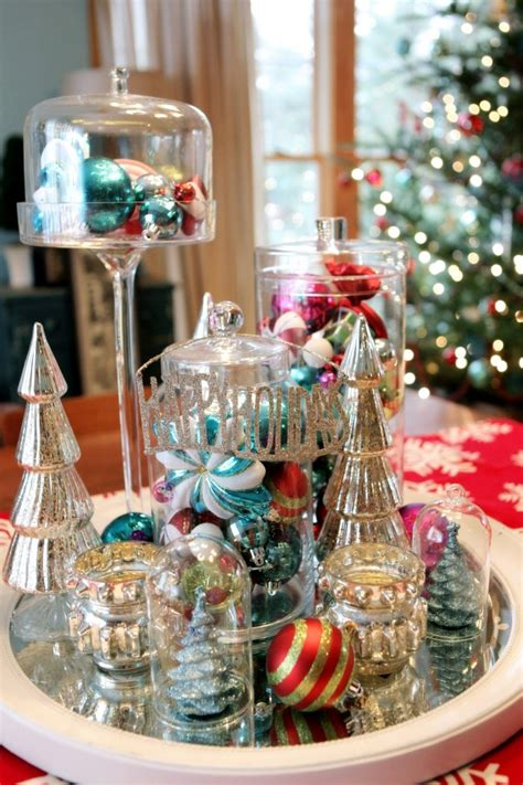 1000 ideas about christmas table centerpieces on pinterest xmas decorations christmas decor 1000 images about christmas candy jars on pinterest