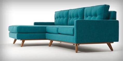 mid century modern sectional sofas the interior design