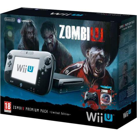 vendo wii u premium zombiu wii u premium pack zombiu nintendo uk store