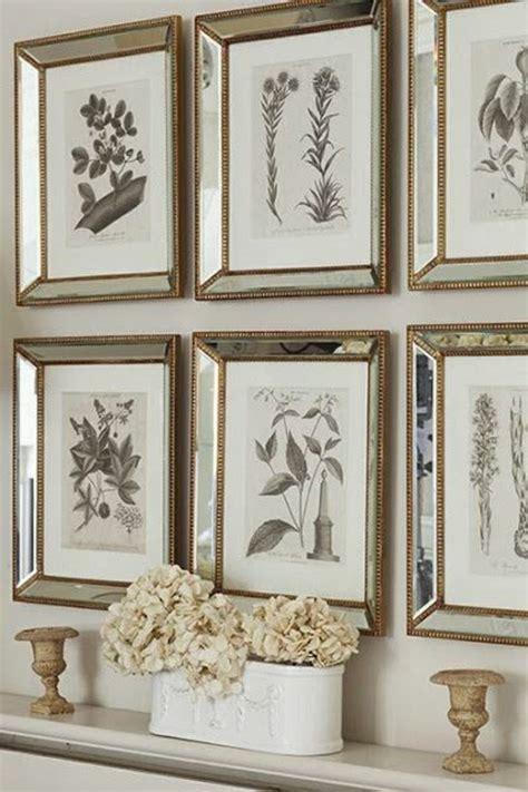 wandbilder für wohnzimmer vintage dekor wohnzimmer