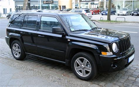 patriot jeep black jeep patriot 2008 wallpaper 62332