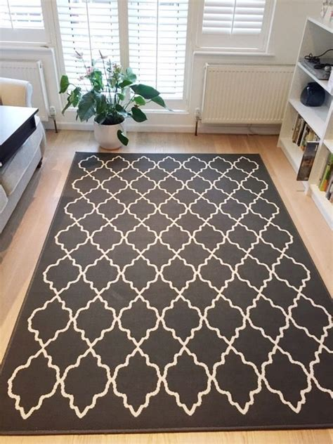 Ikea Valloby Rug Review by Hovslund Rug Low Pile Grey Ikea Deco