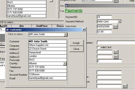 microsoft access quotation template microsoft access invoice database hardhost info